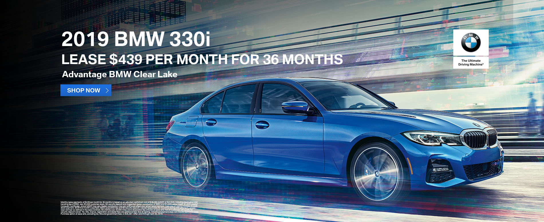 lease-bmw-330i-439-per-month-clear-lake
