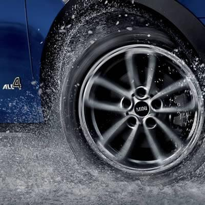 Water Tire