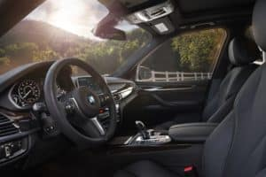 2019 BMW X5 Interior black