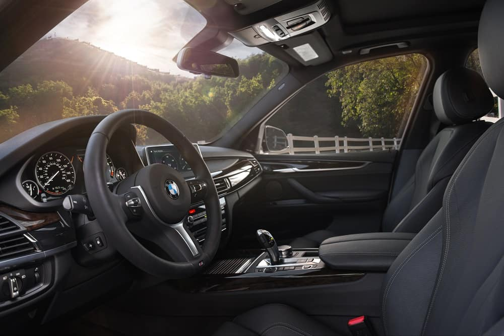 2019 BMW X5 Interior black