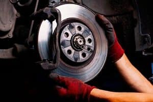 Brake Pad Maintenance