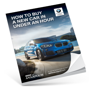 How to Buy a New Car in Under an Hour eBook