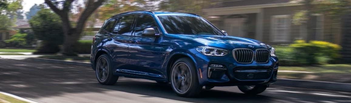 BMW X3 banner