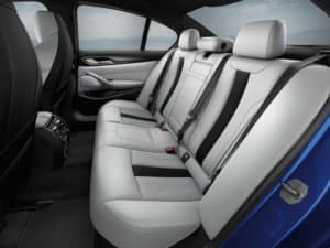 BMW 5 Series Interior Annapolis MD