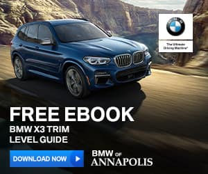 BMW X3 Trim Level Guide