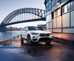 2019 BMW X1 Performance Features