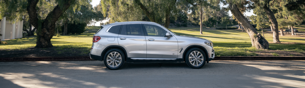 BMW X3 Towing Capacity Review
