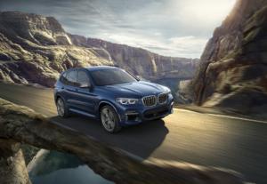 BMW X3 Specs