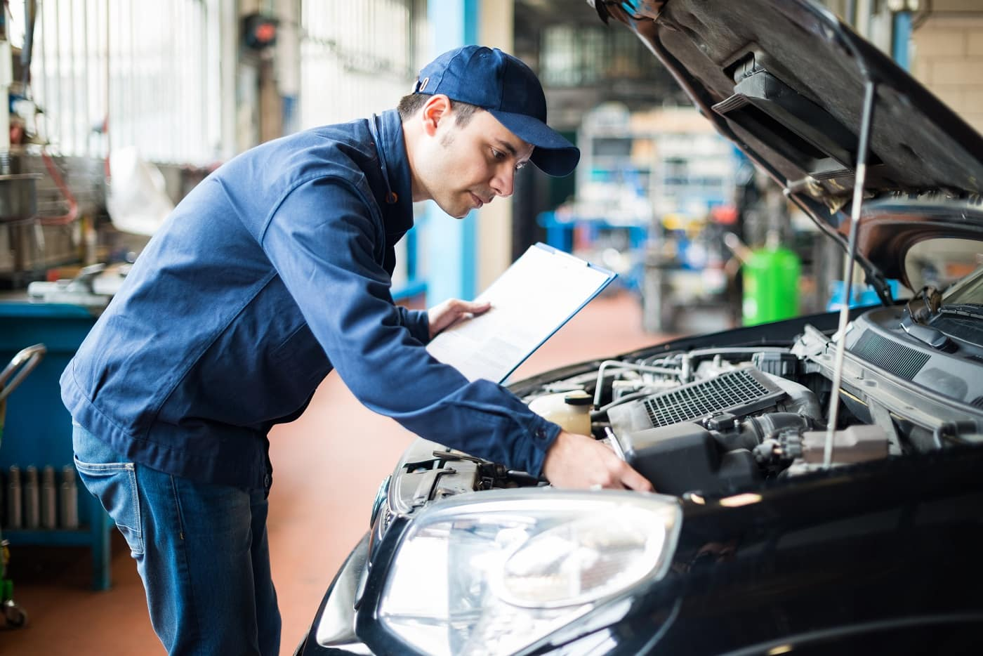 Transmission Inspection Annapolis MD