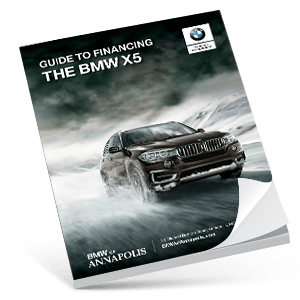 Guide to Financing the BMW X5