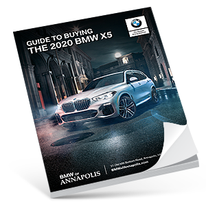 Buying the 2020 BMW X5