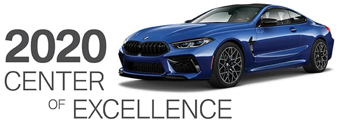 2020 BMW Center of Excellence