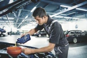 BMW 3 Series Maintenance Schedule Service