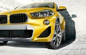 BMW X2 Demo