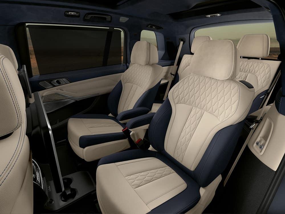 BMW X7 Interior Annapolis MD