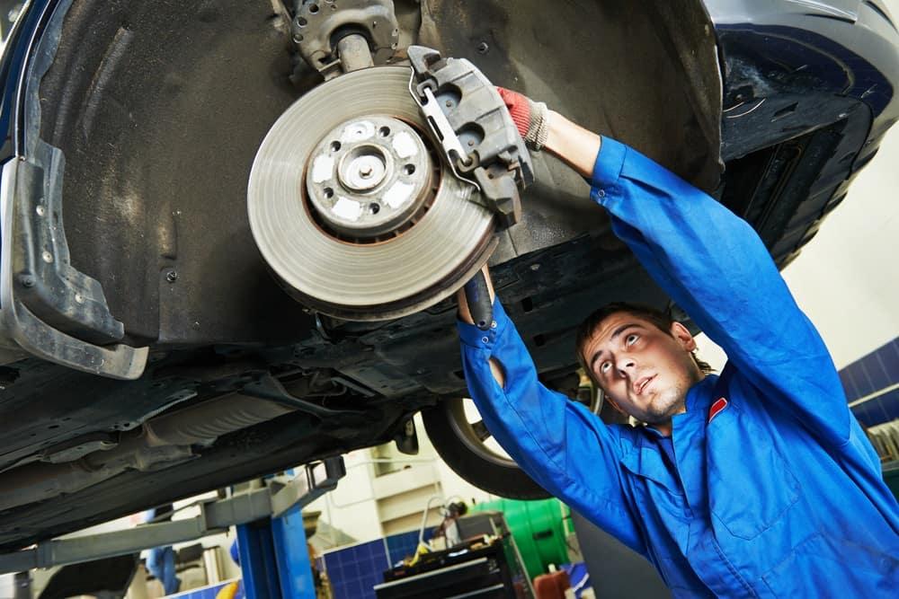 BMW Brake Repair near Centreville MD