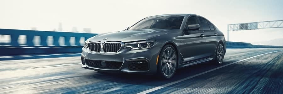 2019 BMW 540i Review
