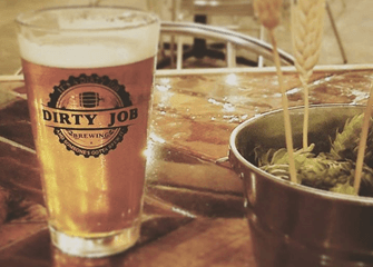 Dirty Job Brewing in Arlington TX