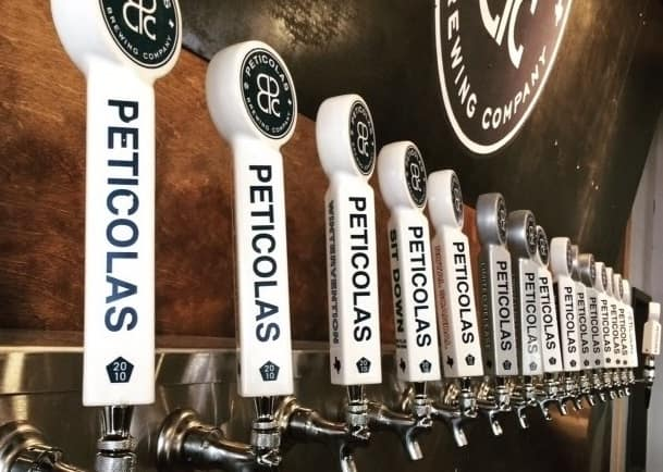 Peticolas Brewing Company in Arlington, TX