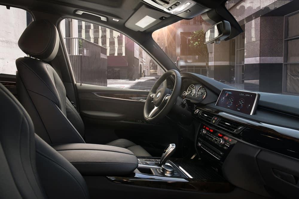 2019 BMW X5 Interior Technology
