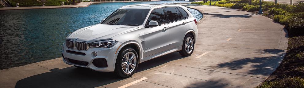 2019 BMW X5 White