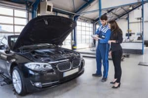 BMW Maintenance & Parts