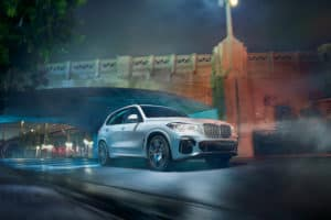 Invigorating Performance of the BMW X5