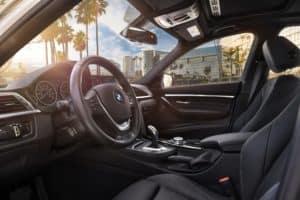 BMW 5 Series Interior Technology