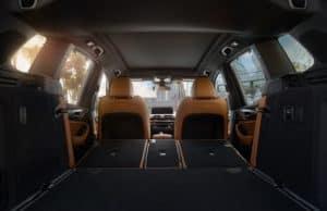 BMW X3 Cargo Space