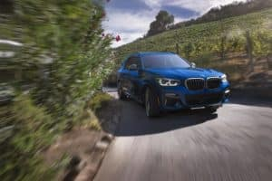 BMW X3 Miles per Gallon Review