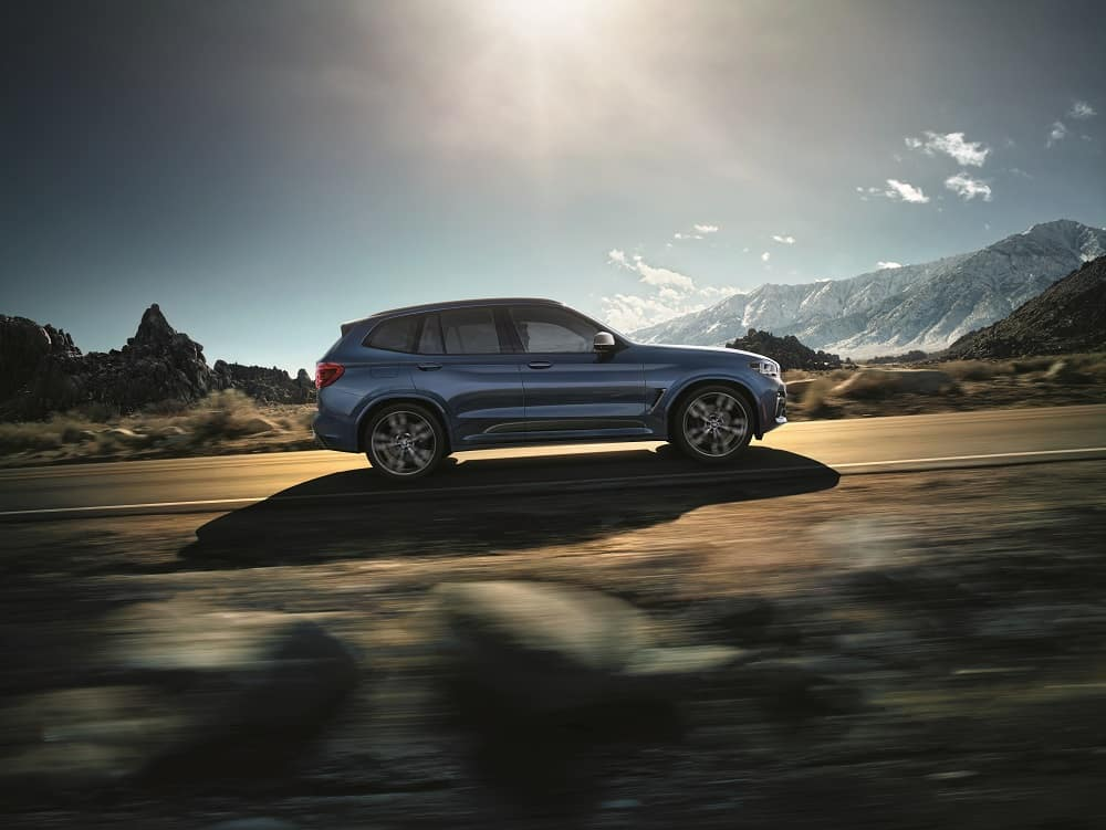 BMW X3 Performance Features
