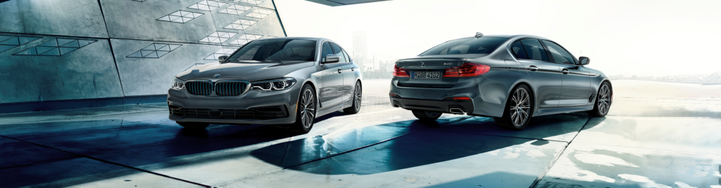 BMW 5 Series Lease Deals