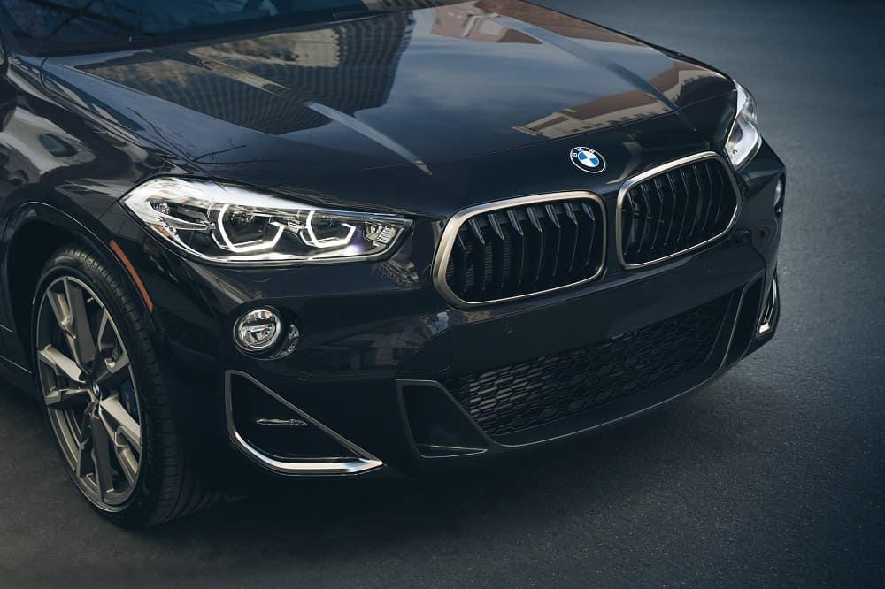 BMW X2 Engine Specs