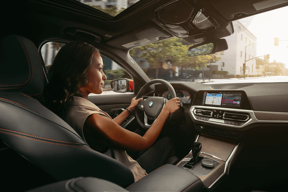 2020 BMW 3 Series Safety Technology