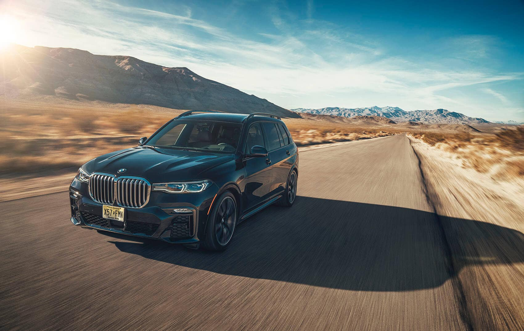 BMW X7 TwinPower