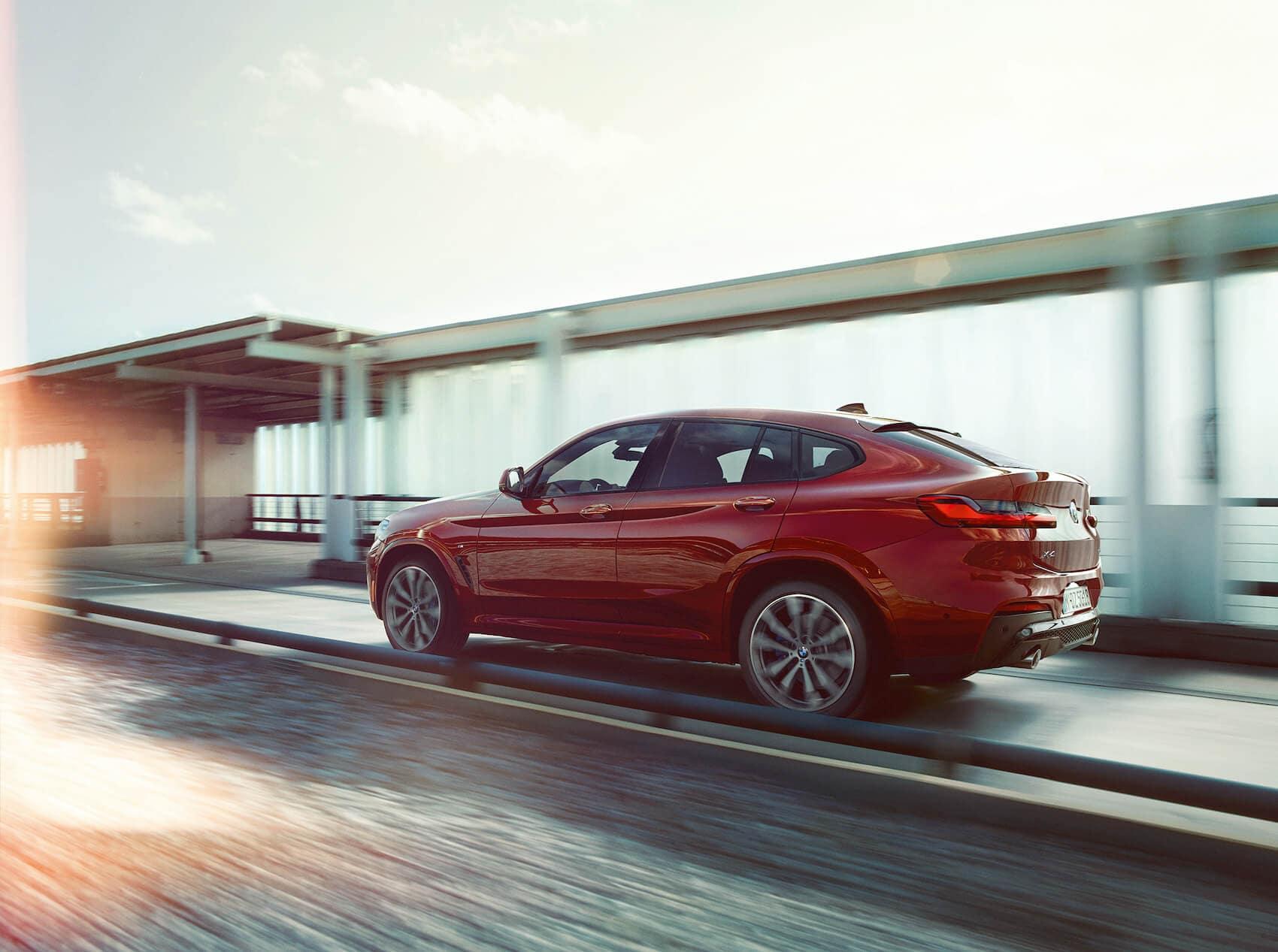 BMW X4 Performance