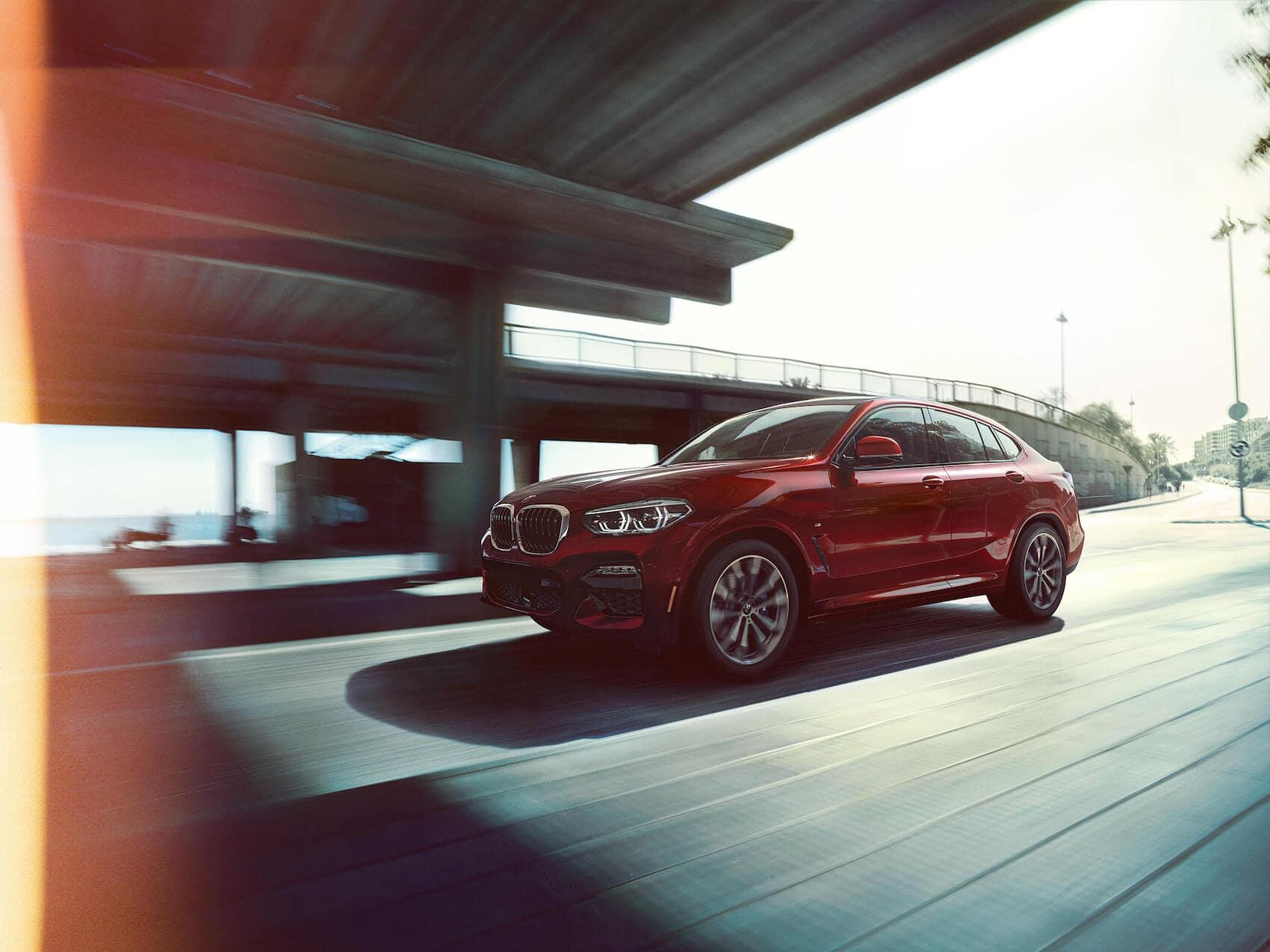 BMW X4 Technology