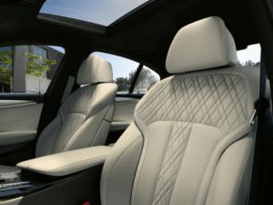 2021 BMW 5 Series Interior Cabin