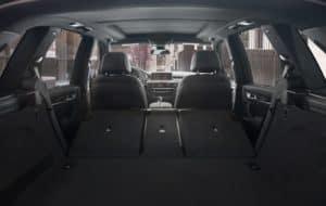 2021 BMW X5 Interior Space