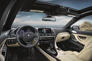 2018 BMW 6 Series Interior