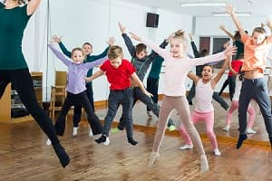 Dance Classes for All Ages