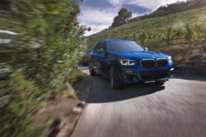 2019 BMW X3 Towing Capacity