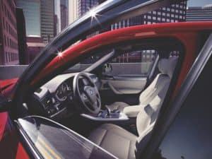 BMW X4 review interior