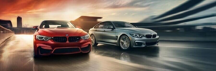 BMW 4 Series Models