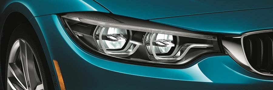 2019 BMW 4 Series Headlight
