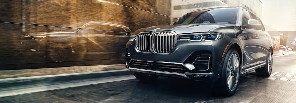 2019 BMW X7 Interior Review
