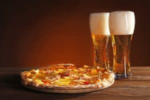 Pizza and Draft Beer near Atlantic City, NJ