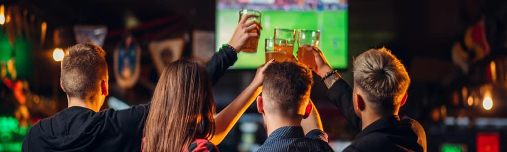 Best Places to Watch the Biggest Games near Atlantic City, NJ