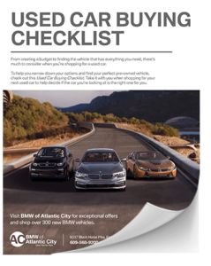 Used Car Buying Checklist eBook Thumbnail