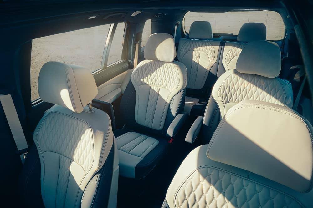 BMW X7 Interior Features